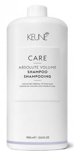 Šampūnas didinantis plaukų apimtį Keune CL Absolute Volume 1000 ml-0