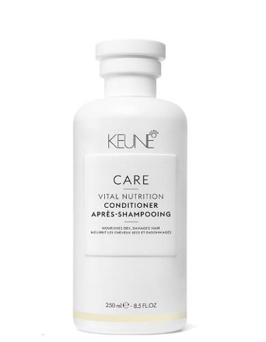 Kondicionierius sausiems plaukams Keune CL Vital Nutrition 250 ml-0
