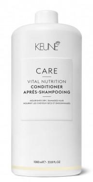 Kondicionierius sausiems plaukams Keune CL Vital Nutrition 1000 ml-0
