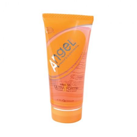 Modeliuojantis plaukų gelis su UV spindulių filtru Angel Hair Gel Ultra Forte 200 ml-0