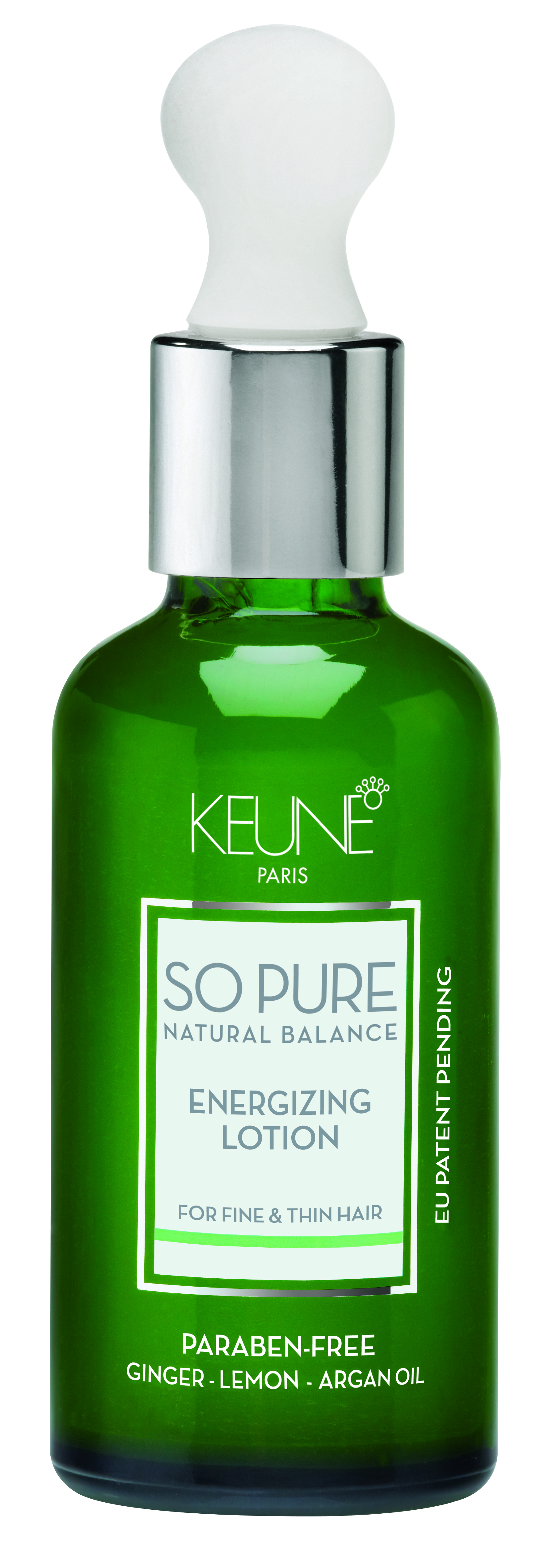 Plaukų augimą skatinantis losjonas Keune So Pure Energizing 45ml-0