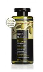 Drėkinantis plaukų šampūnas su alyvuogių aliejumi Farcom Mea Natura Olive Shampoo Vitality&Shine 300ml-0