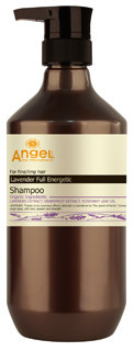 Šampūnas ploniems silpniems plaukams Angel Lavender Full Energetic Shampoo 800 ml-0