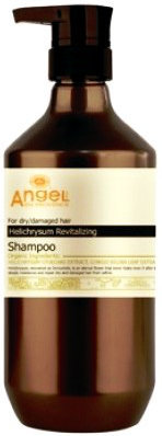 Šampūnas sausiems pažeistiems plaukams Angel Helichrysum Revitalizing Shampoo For dry/damaged hair 800 ml-0