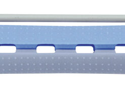 Suktukai cheminiam (skersmuo 13mm) 95mm, mėlyni/pilki, 12 vnt-0