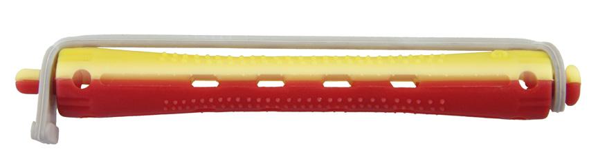 Suktukai cheminiam (skersmuo 9mm) 95mm, geltoni/raudoni, 12 vnt-0