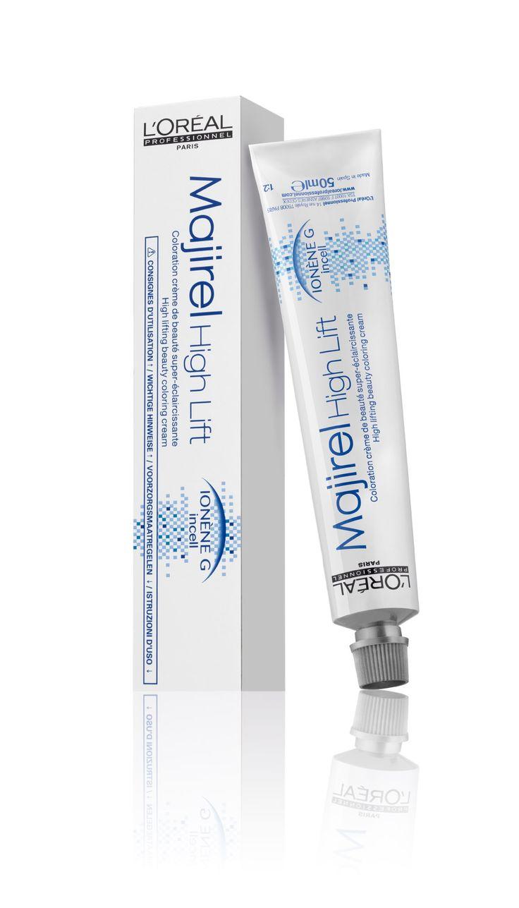 L'oreal Majirel High Lift plaukų dažai50 ml-0