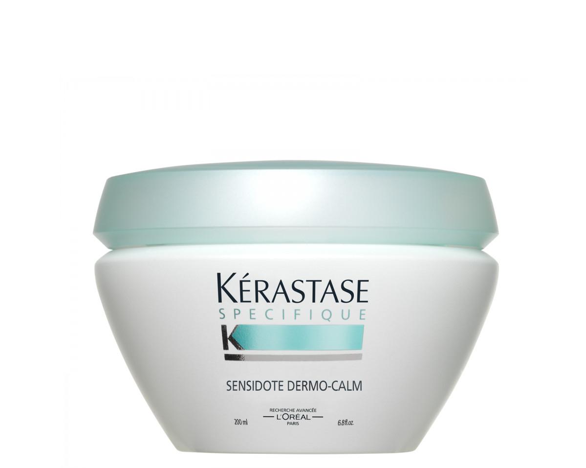 Raminamoji jautrios odos kaukė Kerastase Sensidote Dermo-Calm 200 ml-0