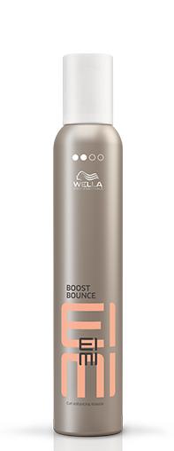 Garbanas išryškinančios putos Wella Eimi Boost Bounce (2) 300 ml-0