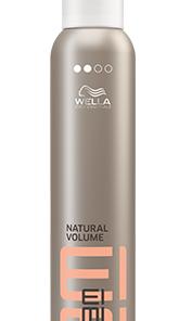 Švelnios purinamosios plaukų putos Wella Eimi Natural Volume (2) 300ml -0