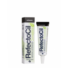 RefectoCil Sensitive juodi antakių ir blakstienų dažai 15ml-0