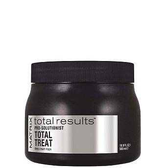 Maitinanti plaukų kaukė Matrix Total Results Pro-Solutionist Total Treat 500 ml-0
