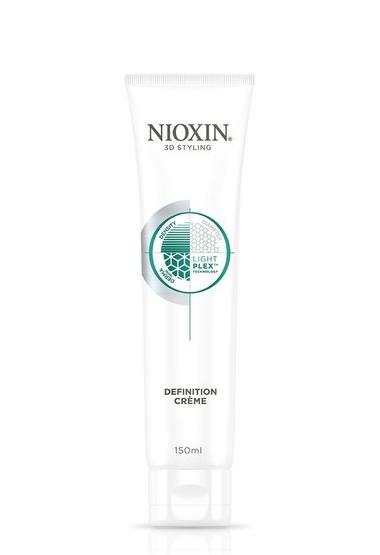 Plaukų tiesinimo kremas Nioxin Definition Creme 150 ml-0