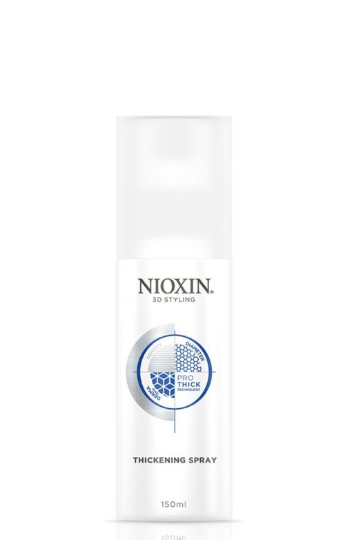 Apimtį didinantis purškiklis Nioxin Thickening Spray 150 ml-0