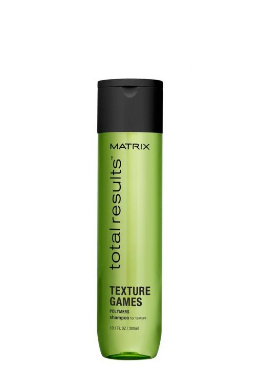 Tekstūrą suteikiantis šampūnas Matrix Total Results Texture Games shampoo 300 ml-0
