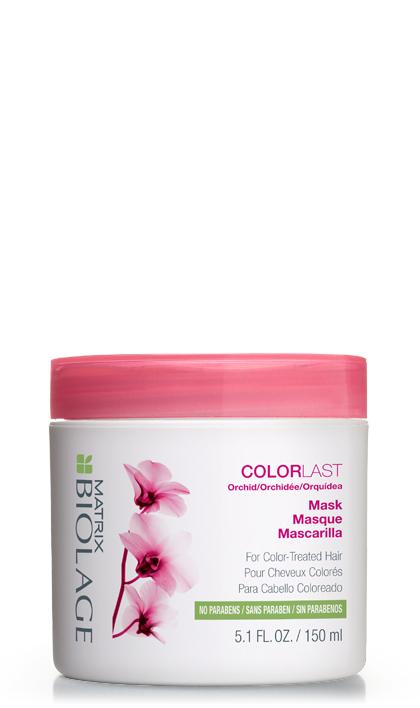 Kaukė dažytiems plaukams drėkinamoji MATRIX Biolage ColorLast Mask 150 ml-0
