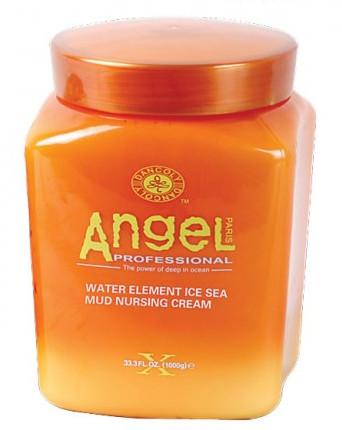 Kremas riebiems plaukams Angel Water Element Ice Sea Mud Nursing Cream 1000 ml-0