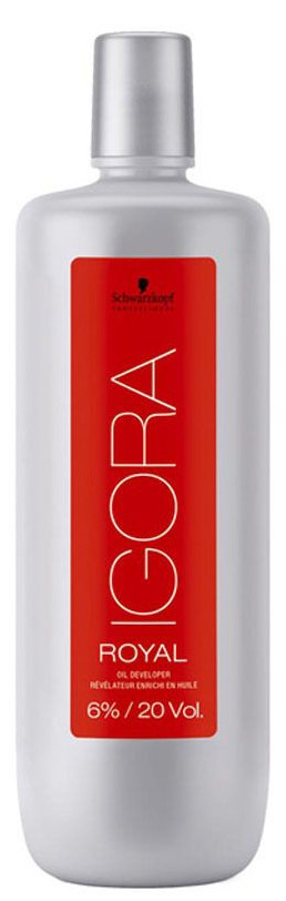 Aktyvatorius Schwarzkopf Professional Igora Royal Oil Developer 6% 1000 ml-0