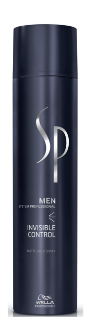 Plaukų lakas vyrams Wella Sp Men Invisible Control Matte Hold Spray 300 ml-0