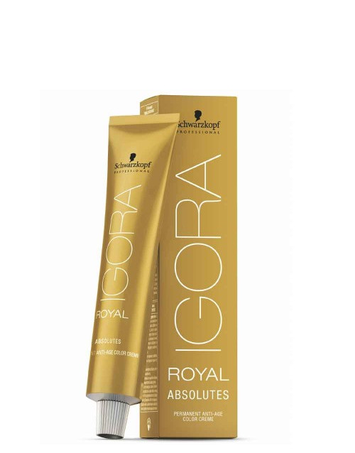 Schwarzkopf Igora Royal Absolutes ilgalaikio poveikio žilų plaukų dažai 60 ml-0