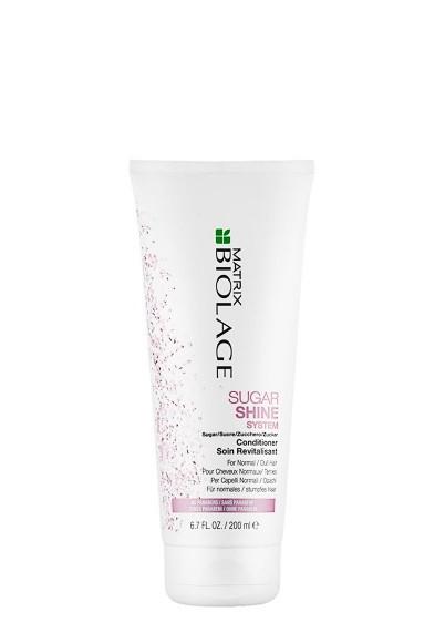 Blizgesio suteikiantis plaukų kondicionierius Matrix Biolage Sugar Shine Conditioner 200 ml-0