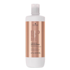 Aktyvatorius Schwarzkopf Blond Me Premium Care 6% 20 vol. 1000 ml-0