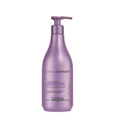 Šampūnas nepaklusniems plaukams L'Oreal Liss Unlimited Keratinoil Complex Shampoo 500 ml-0