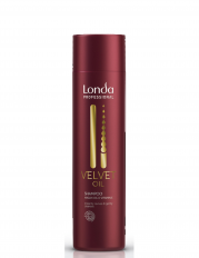 Švelniai valantis šampūnas Londa Velvet Oil shampoo 250 ml-0