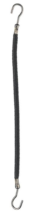 Gumytės su kabliuku (juodos) Comair 12 vnt.-0