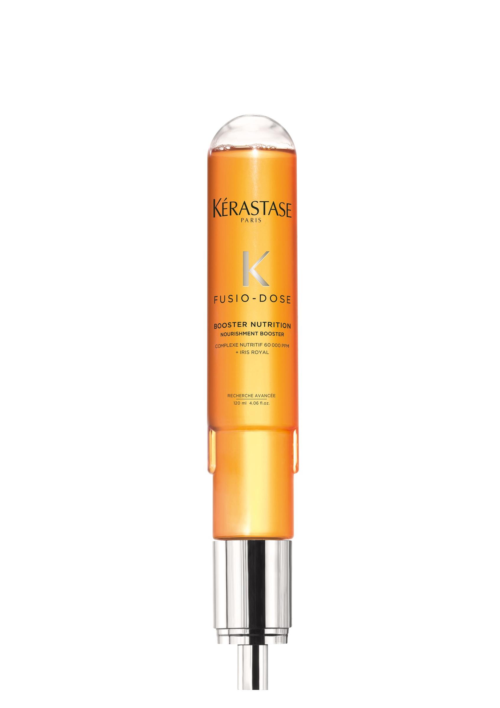 Priemonė labai sausiems plaukams Kerastase Booster Nutrition 120 ml-0