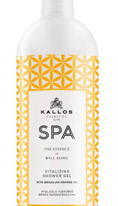 Dušo želė Kallos SPA Vitalizing Orange 1000 ml-0