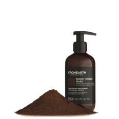 Tamsiai ruda, dažanti kaukė plaukams RICA Cromearth I Colordi Della Terra Burnt Umber 250 ml-0