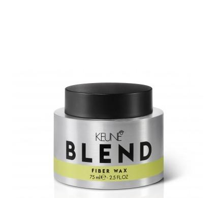Vaškas plaukams su fibrilėmis Keune Blend Fibre (4) 75 ml-0