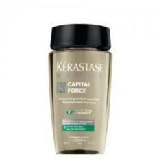 Šampūnas vyrams Kerastase Homme Bain Capital Force Anti – Oiliness 250 ml-0