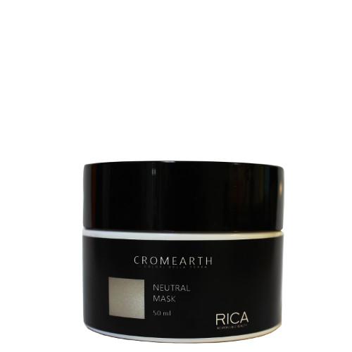 Neutrali, atstatanti kaukė plaukams RICA Cromearth I Colordi Della Terra Neutral 50 ml-0