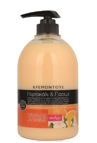 Apelsinų ir jazminų dušo želė FARCOM ARLEM Orange Jasmine 1000 ml -0