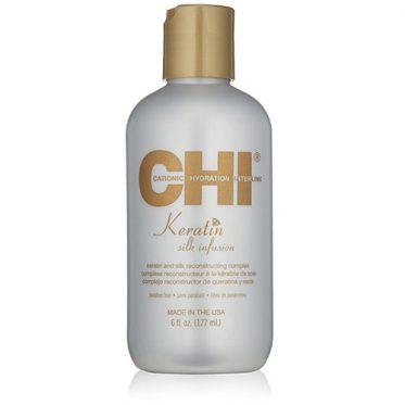 Šilkas plaukams CHI Silk Infusion 177 ml-0