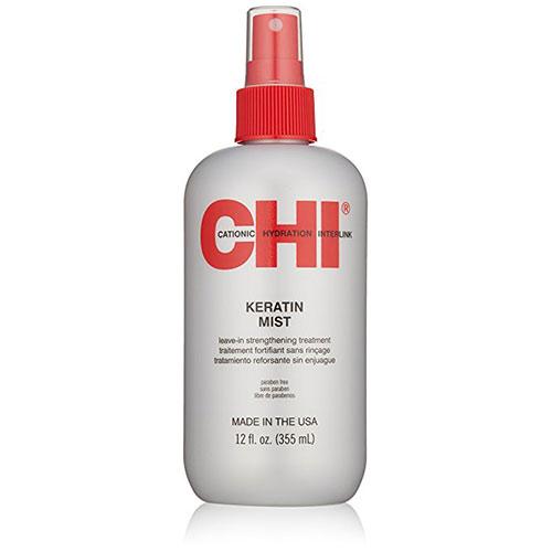 Apsauginė priemonė plaukams CHI Keratin Mist 355 ml-0