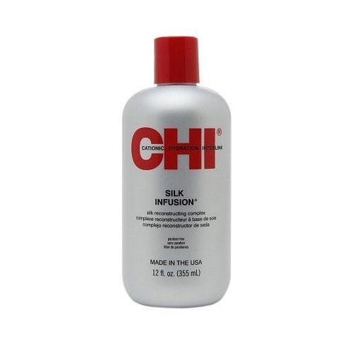 Šilkas plaukams CHI Silk Infusion 355 ml-0