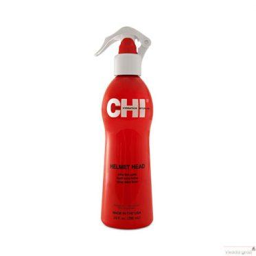 Stiprios fiksacijos šlapias plaukų lakas CHI Helmet Head 296 ml-0