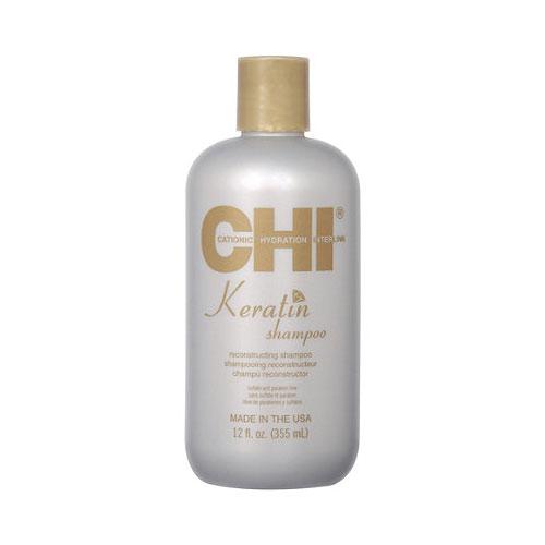 Atkuriamasis plaukų šampūnas CHI Keratin Shampoo 355 ml-0