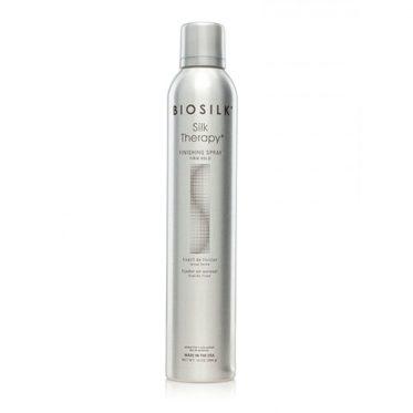 Stipraus fiksavimo plaukų lakas BIOSILK Silk Therapy Finishing Spray 284 g-0
