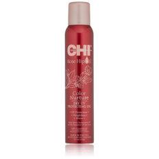 Sausas purškiamas, apsauginis aliejus plaukams CHI Rose Hip Oil Dry UV Protecting Oil 150 g-0