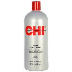 Kaukė dažytiems plaukams CHI Infra Treatment 946 ml-0