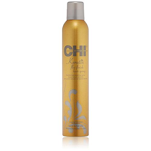 Lanksčios fiksacijos plaukų lakas CHI Keratin Flex Finish Hair Spray 284g-0