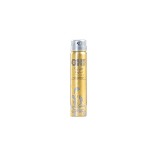Lanksčios fiksacijos plaukų lakas CHI Keratin Flex Finish Hair Spray 74g-0