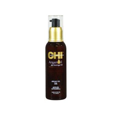 Argano ir Moringų aliejų priemonė plaukams CHI Argan Oil 89ml-0
