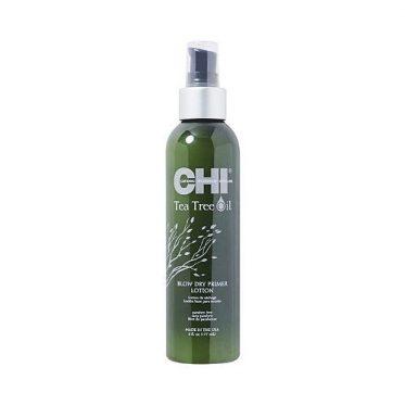 Arbatmedžio apsauginis losjonas CHI Tea Tree Oil Blow Dry Primer Lotion 177ml-0