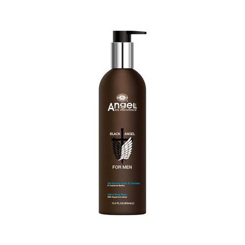 Plaukų ir kūno šampūnas Black Angel Hair & Body Wash 400ml-0