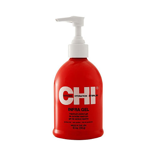 Stiprios fiksacijos želė plaukams CHI Infra Gel 251ml-0